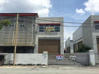 1-1/2 Storey Semi-D Factory at menglembu I-Park