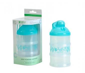 Babito Milk Powder Dispenser Container 3 Layer
