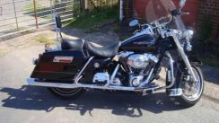 Harley-Davidson Road King Super Conditions