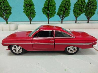 1961 Chevrolet impala alloy model