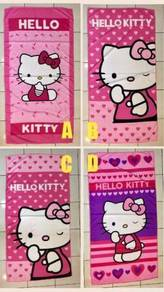 Microfiber Towels (Hello Kitty) ~ FREE SHIPPING