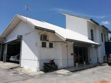 1.5 Storey Semi Detached Factory Bandar Baru Bangi