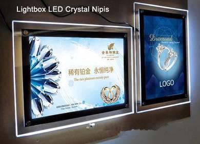 Acrylic Picture Frame Illuminated LED Lightbox