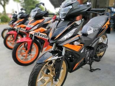 Honda rs 150 rs 150 repsol