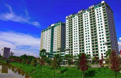 Kinta Riverfront Hotel & Suites 3 Bedrooms Low Floor Unit