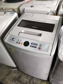7kg Top Washing Machine Mesin Samsung Basuh Auto
