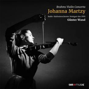 Johanna Martzy Brahms Violin Concerto 180g Import