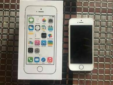 Iphone5s fullset refurbished 32gb