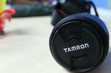 Tamron Lens 18mm-200mm For Canon