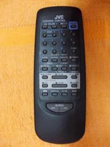 JVC Karaoke Audio System Remote Control