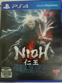 PS4 Nioh English Chinese Version
