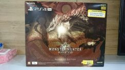 Sony PS4 PRO Monster Hunter Bundle new limited
