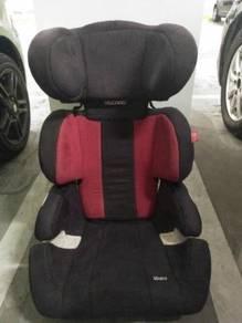 Recaro Milano Baby Booster Seat/ Car Seat