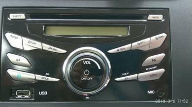 Radio Original Perodua Axia SE 2015