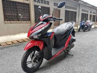 Honda Vario 150 Ready Stock & Whatsapp Only