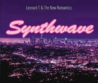 IMPORTED CD Leonard T & The New Romantics - Synthw