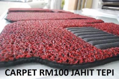 Tinted Carpet PROTON IRIZ PERSONA SAGA WAJA 6 WIRA
