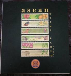 ASEAN Stamp Album
