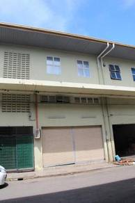 Double Storey Industrial Shoplot Inanam