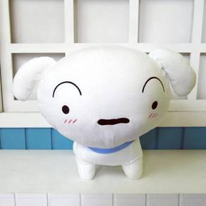 Crayon Shin Chan shiro doll plush birthday present