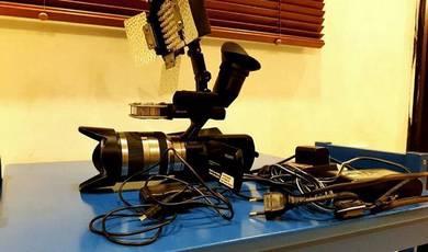Sony camcorder HandyCam Video Camera