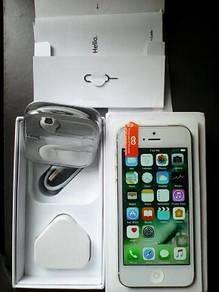 Iphone 5 16gb fullbox