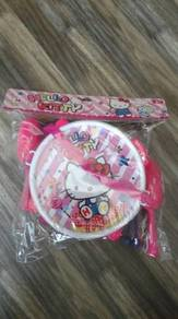 Hello Kitty Marching Drum and Maracas set