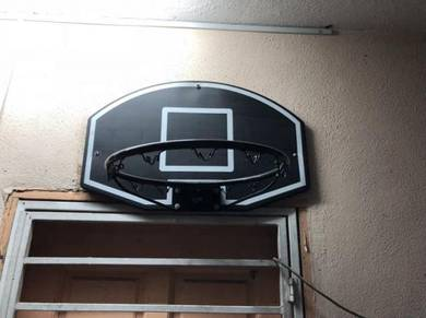 Basketball hoop dunlop
