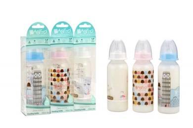 Babito Baby Feeding Bottle 8oz/250ml Cabana