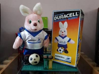 DURACELL FOOTBALL BUNNY FRANCE World Cup 1998