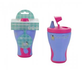 Babito Baby Spout Drinking Cup (Step 1)