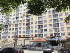 Villa Krystal Apartment Skudai For Sale