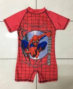 Spider-Man Swimsuit for boys ~ FREE SHIPPING