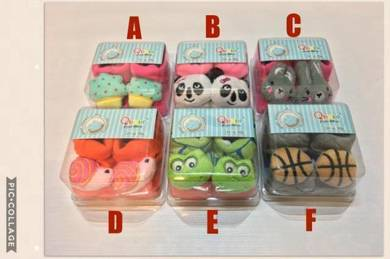 Baby 3D Socks (0-6 months) A-L ~ FREE SHIPPING
