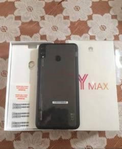 Huawei Y MAX 128GB ROM BLACK Condition