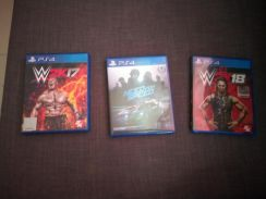 WWE 2k17 PS4 Game