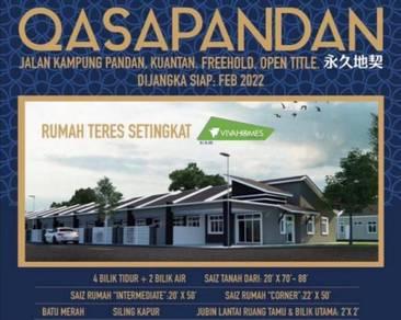 New Project QASAPANDAN Kampung Pandan