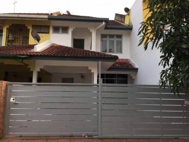 Double Storey Terrace House ,Taman Saujana, Bukit Katil Melaka