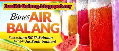 Rahsia Bisnes Air Balang