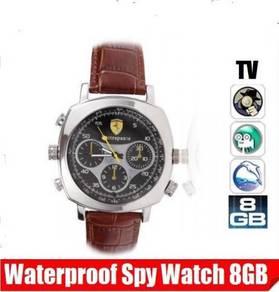 Weather Proof Spy Watch