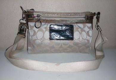 Sling Bag Authentic COACH (Bundle)