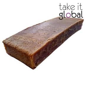 Pure Natural Beeswax Block 100g - Cosmetic Grade