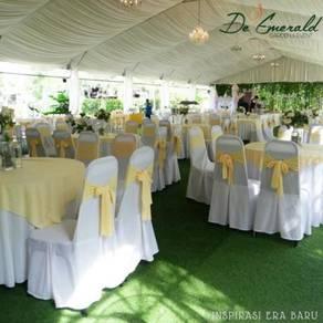 Sewaan Dewan De'Emerald Garden & Event