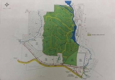 526 acre land, Pedas Rembau Negeri Sembilan