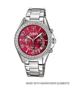 Watch - Casio SHEEN SHE5022 RED - ORIGINAL