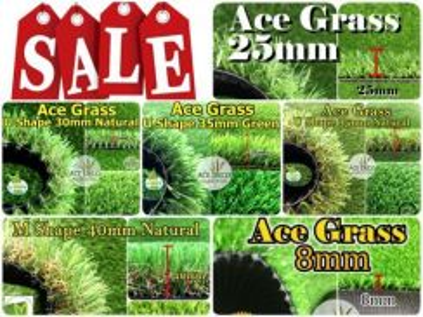 TOP Ace Grass Artificial Grass / Rumput Tiruan 02