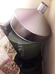 Assalam mesin membuat air soya untuk jual