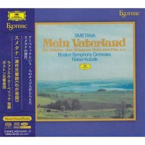 Smetana Mein Vaterland Hybrid Stereo Japanese