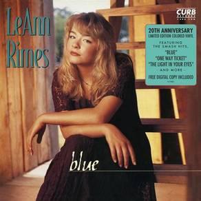 LeAnn Rimes Blue LP (Blue Vinyl)
