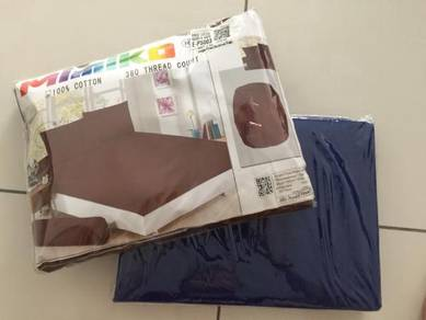 Single Fitted BedSheet